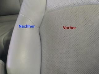 Ledersitzreinigung---grau-C-Klasse-vorher--nachher-2